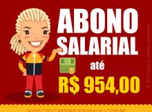 Abono Salarial Valor