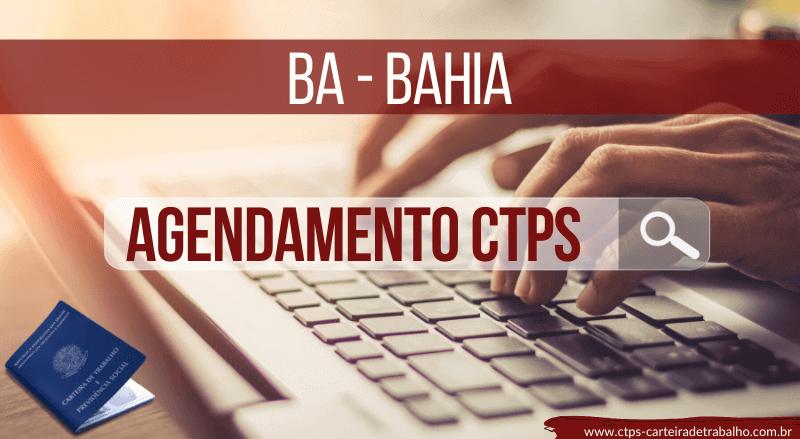 Agendamento Carteira de Trabalho BH – Belo Horizonte