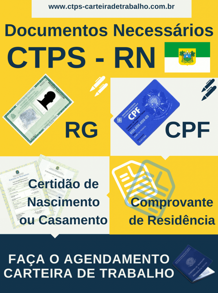 Documentos CTPS RN