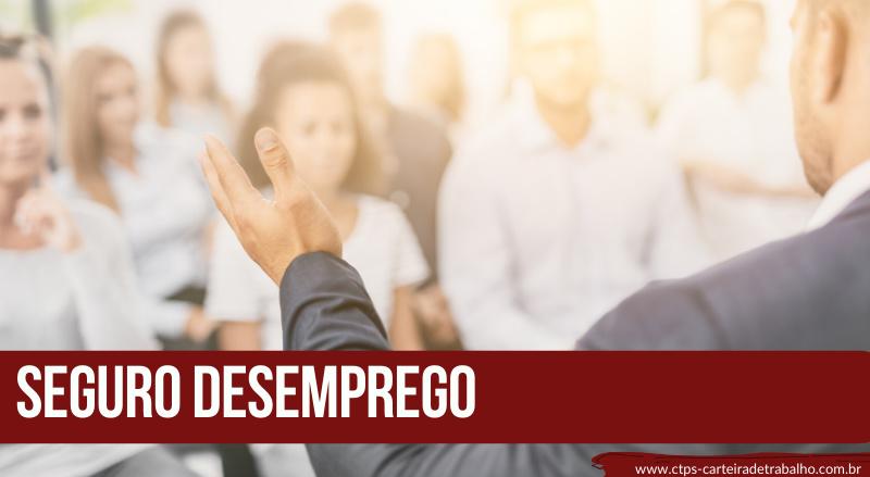 CTPS - SEGURO DESEMPREGO