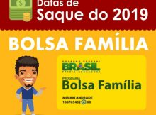 Liberado 13 salario do Bolsa Família Bolsonaro 2019