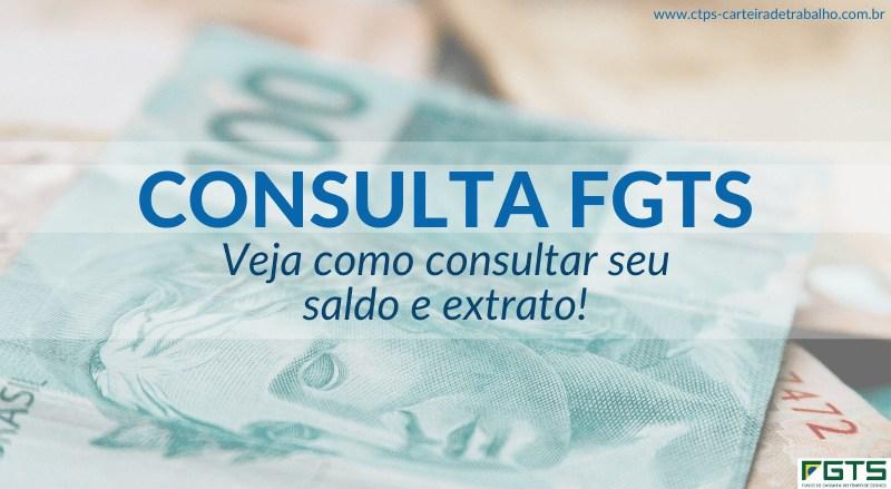 Consulta FGTS 2019 - Nova - Com Saque Imediato