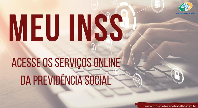 Meu INSS: Acesse Os Serviços Online da Previdência Social