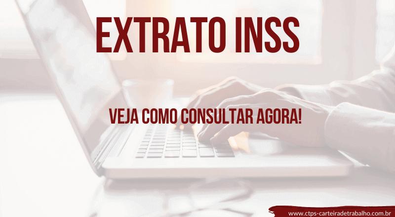Extrato INSS – Como consultar agora mesmo?