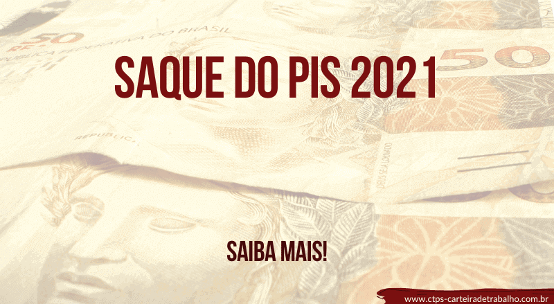 saque do pis 2021